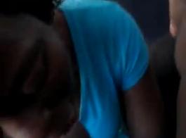ثينا جنوب أفريقيا تلوي جسدها بدسار على تان تان صن