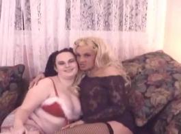 كلوديا ويست تعلم بنات الخطوة كيف يمارسن الجنس