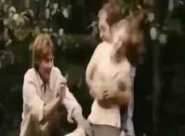 مشهد رائع لرقص العمود والوجه