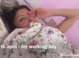 في سن المراهقة الآسيوية العمل أليس الكرز كس