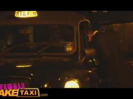 سائقة تاكسي مزيفة تلتهم القضبان