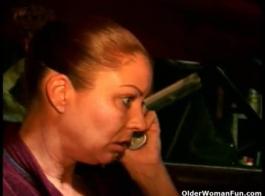 امرأة لاتينية سلوتي، ماريكا حاسم مارس الجنس مع رجل قابلته في اليوم الآخر