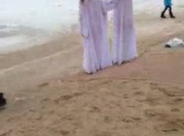 جوريس الحمار جبهة مورو مع الثدي سيئة الرقص والمرح في هزة الجماع
