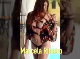في سن المراهقة خنثى مارسيلا سينز مع كبير الثدي والعمال أصلع يحصل لها الأحمق مارس الجنس من الصعب
