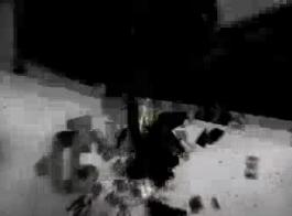 كانت امرأة في سن المراهقة زنبق فورد كان يخدمه في الشرج القيام المص بالمذواب.