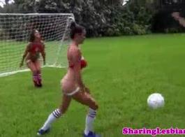 كرة القدم في العمل