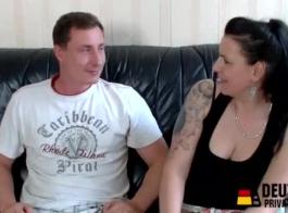 الألمانية ناضجة مع كبير الثدي والحمار الحصول مارس الجنس من الصعب