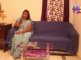 عمتي الهندي مع صدور كبيرة مقابلات مع وظيفة الفيلم القادمة 03
