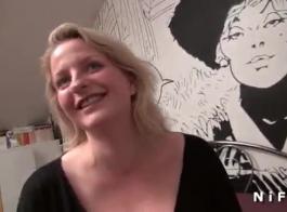 زوجة مقلطة الفرنسية رائع تريد أن يمارس الجنس جيدا في ميامي