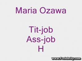 ماريا أوزاوا يحصل لها ثقب الهرة ثمل بشدة