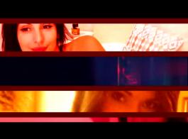 ممثل قرنية ننظر في مراهق جائع كريستال الحمار الثابت مارس الجنس من الخلف من قبل صاحب الديك الأسود الكبير