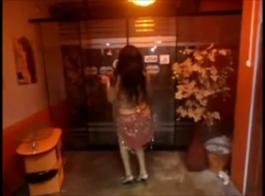سامانثا بروك تقبيل مع صديقها بيل بيلي في جرورهول