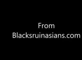 نحيف أسود في سن المراهقة داكوتا نوفا المتشددين الشرج